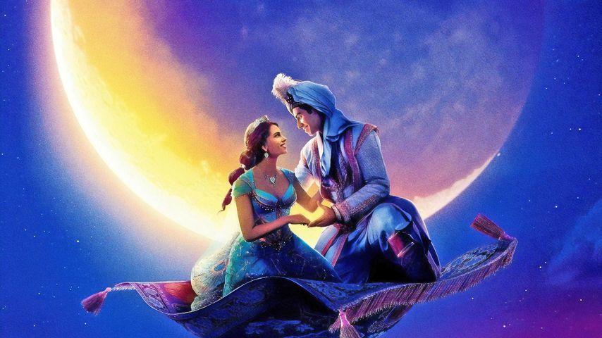 """Nach Megaerfolg: """"Aladdin""""-Remake bekommt eine Fortsetzung!"""