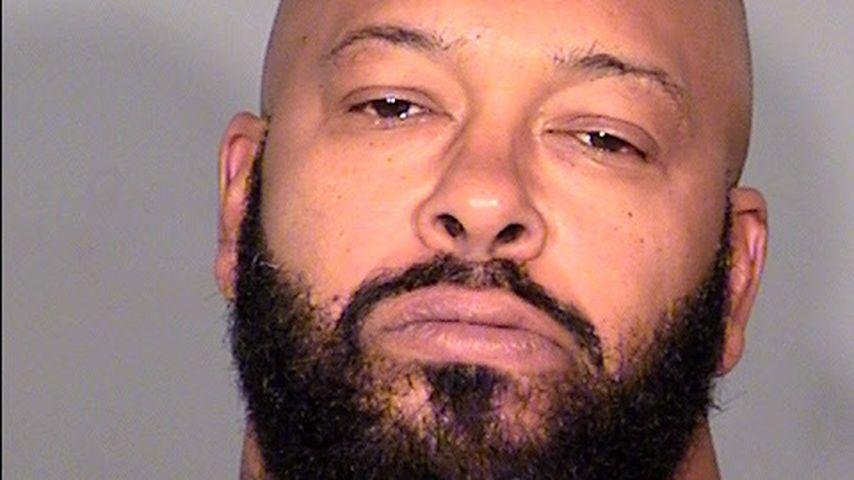 Verhaftet! Suge Knight wird wegen Mordes angeklagt