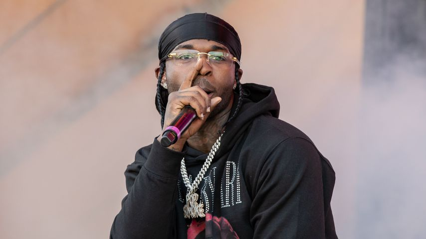US-Rapper Pop Smoke
