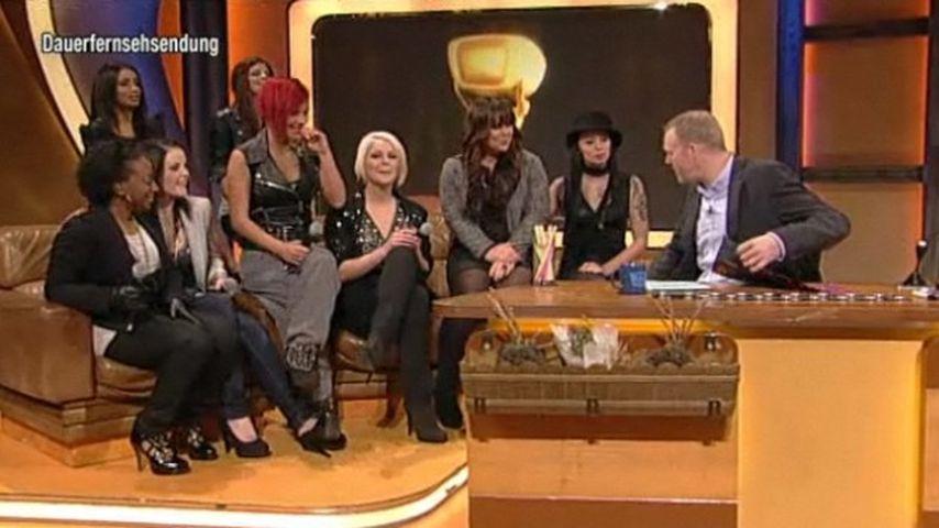 Popstars bei TV Total: Esra sorgt für Lacher