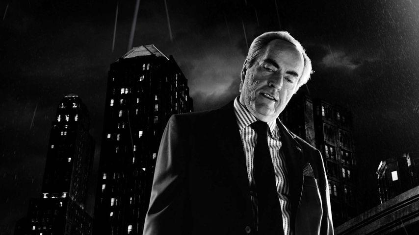 """Schauspieler Powers Boothe in """"Sin City"""""""