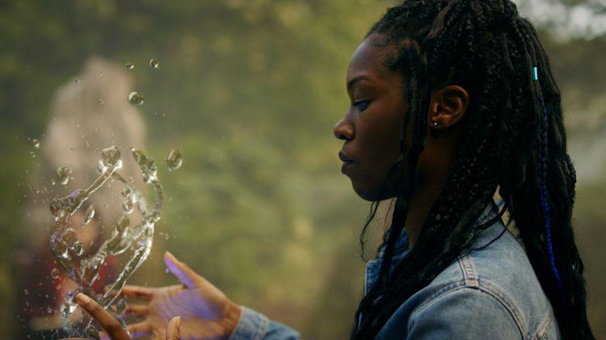 """Precious Mustapha als Aisha in """"Fate: The Winx Saga"""""""