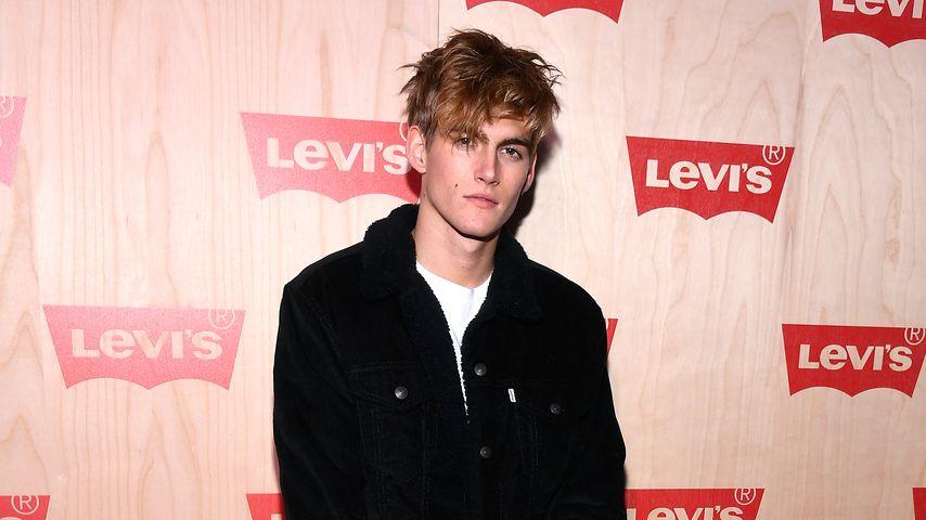 Presley Gerber, Model