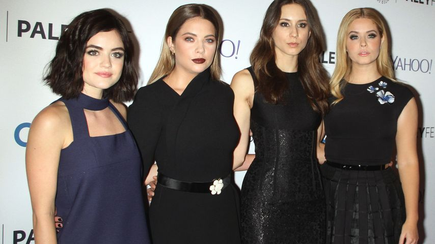 Ashley Benson, Lucy Hale, Troian Bellisario und Sasha Pieterse