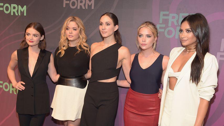 """Pretty Littler Liars""-Cast 2016 in New York"