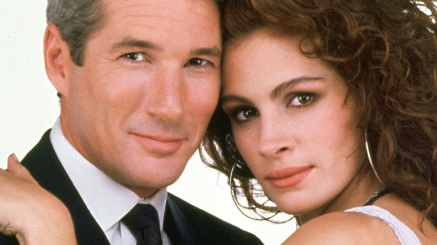 Richard Gere und Julia Roberts