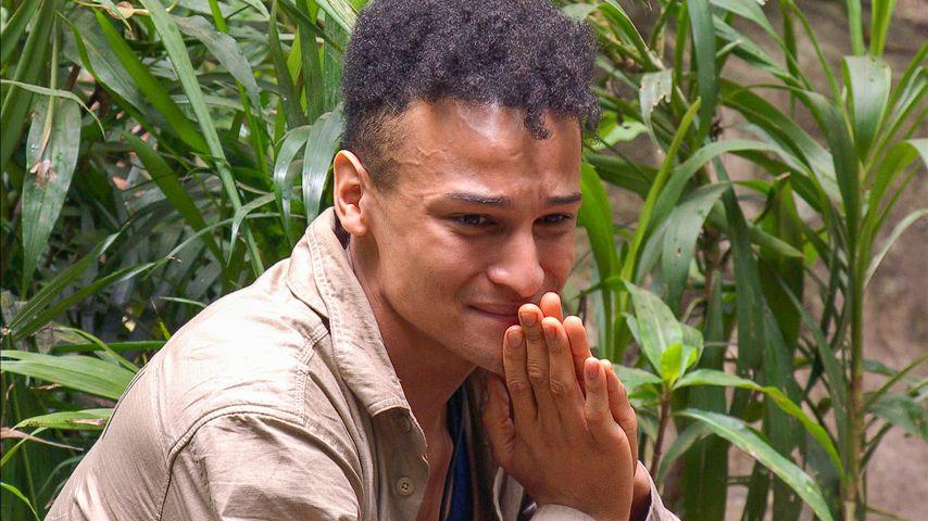 Prince Damien im Dschungel-Finale 2020