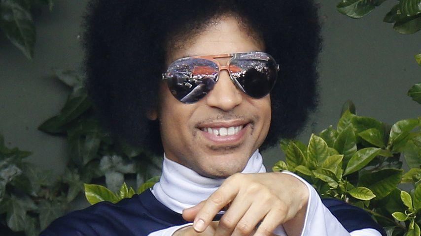 Gen-Test bestätigt: Prince (†57) hat einen unehelichen Sohn!