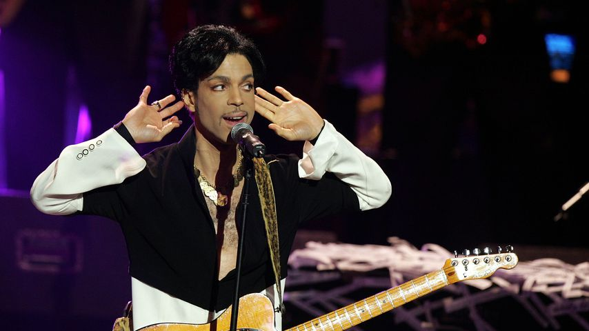 Prince 2005 in Los Angeles