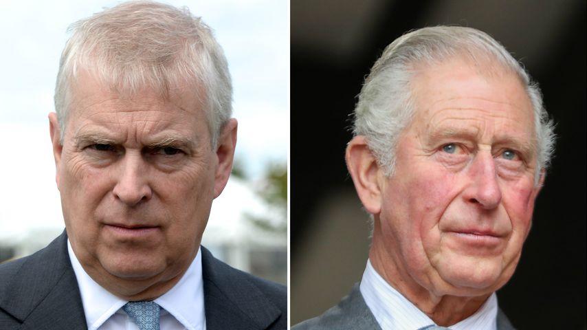 Wegen Skandal? Prinz Andrew feiert Geburtstag ohne Charles