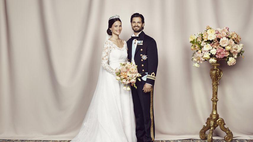 1. Hochzeitstag! Sofia & Prinz Carl Philip im Liebes-Glück