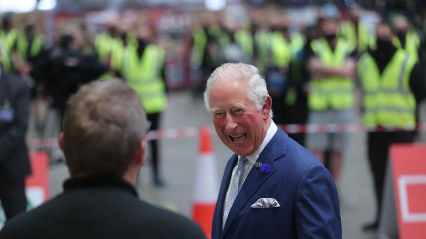 Prinz Charles im September 2020