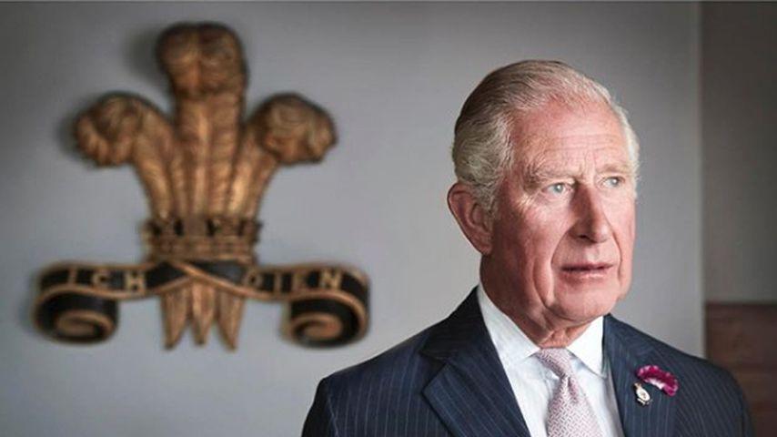Zum 50. Jubiläum: Prinz Charles veröffentlicht neues Porträt