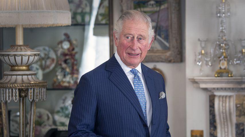 Prinz Charles im Oktober 2020 in London