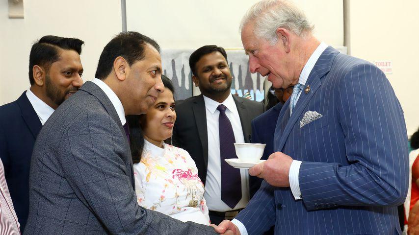 Prinz Charles, Dezember 2019, London