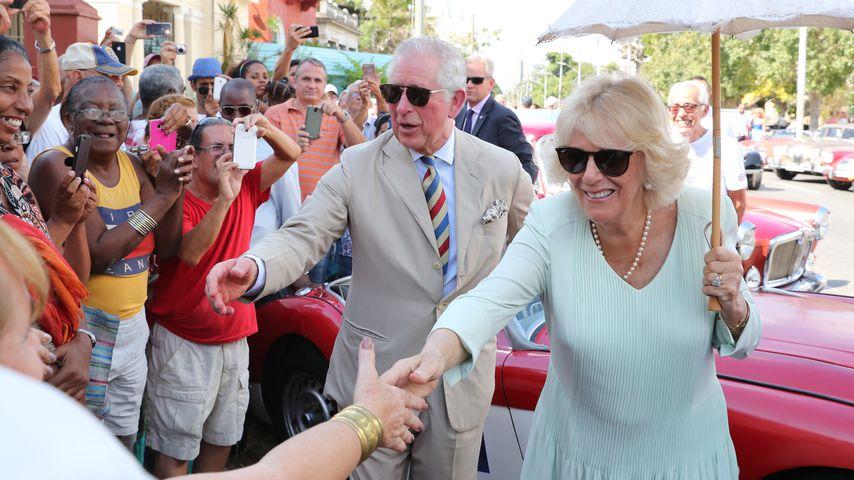 Prinz Charles und Herzogin Camilla in Kuba im März 2019