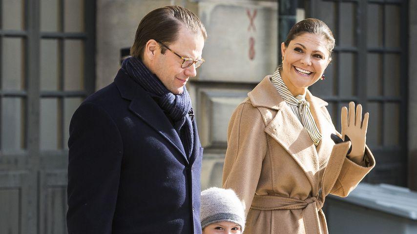 Sorge in Schweden! Warum wird Victoria nicht schwanger?