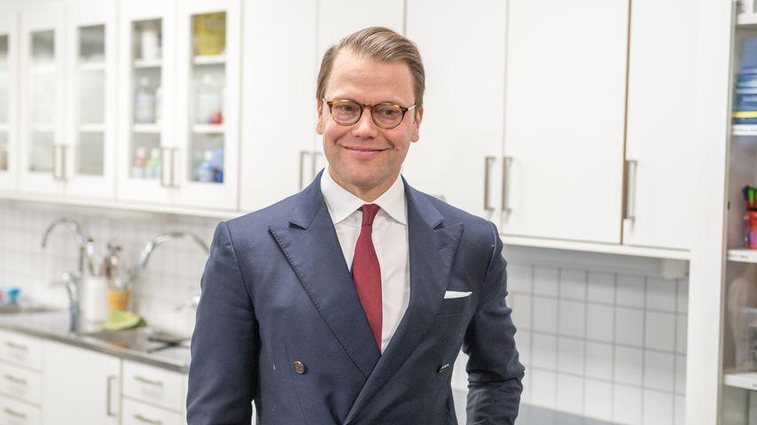 Prinz Daniel von Schweden