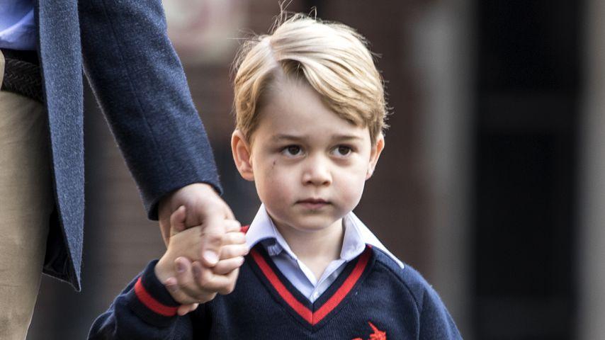 Prinz George: Wird eine kleine Dame seine Schul-BFF?
