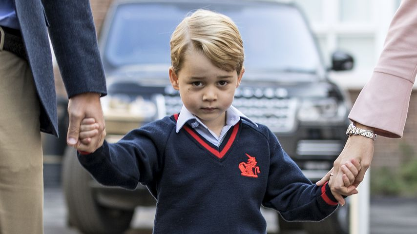 Schicken William und Kate Prinz George aufs Internat?