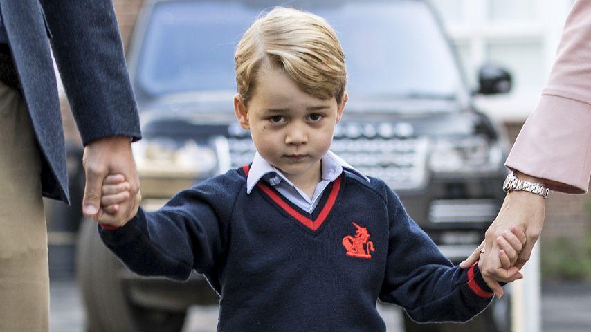 Von wegen Prinz George: So nennen ihn seine Mitschüler!