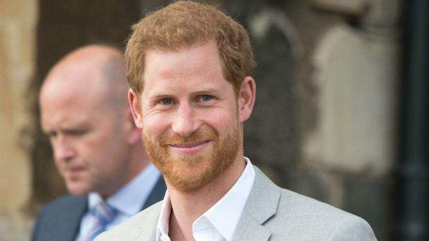 Mit Prinz Harry: Zwei weitere Royals haben heute Geburtstag