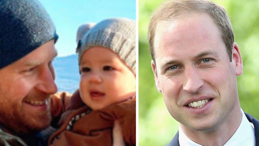 Mit Harry und Archie: So feierte Prinz William Geburtstag