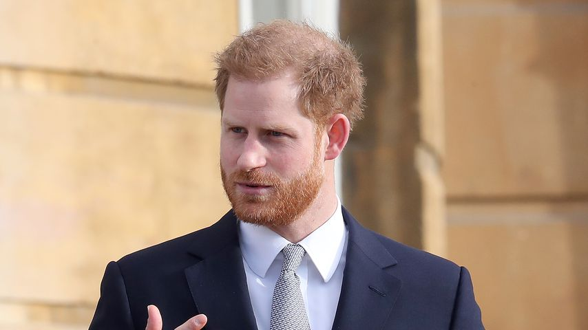Prinz Harry, Januar 2020