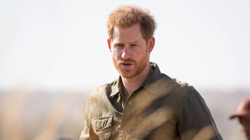 Prinz Harry verrät: Hierhin ist er nach Diana-Drama geflohen