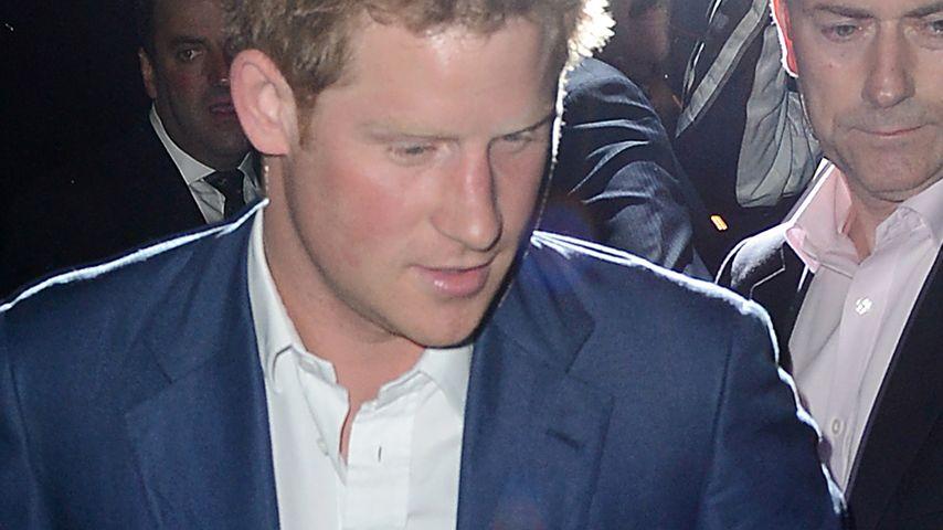 Nackt-Skandal von Prinz Harry gibt es auf Video