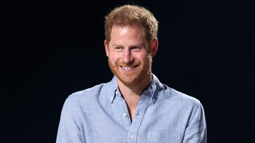 Prinz Harry war schon 2019 begeistert von dem Namen Lili