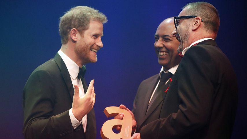 """Prinz Harry bei den """"Attitude Legacy Awards"""""""