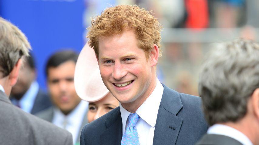 Prinz Harry sucht jetzt die große Liebe