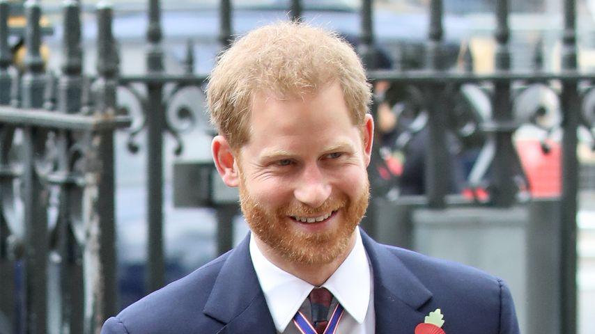 Harry nimmt Termine wahr: Baby Sussex' Geburt noch in Ferne?