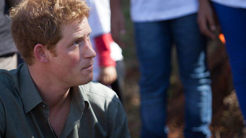 Tränen für Diana: Prinz Harry weint öffentlich!