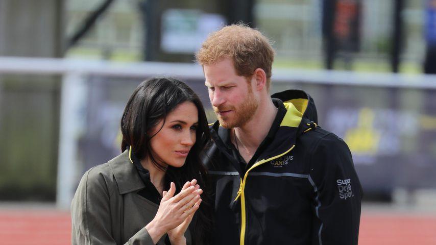 Bald-Braut Meghan Markle: So nennt sie ihren Harry privat!