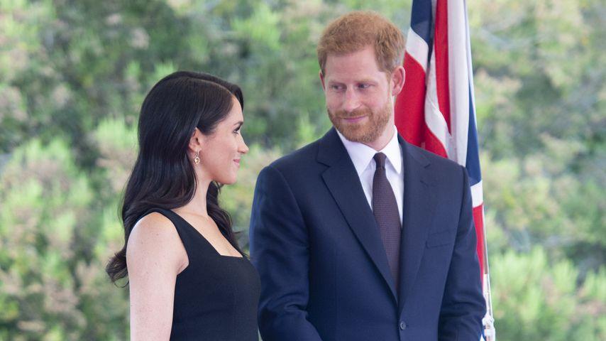 Herzogin Meghan und Prinz Harry in Irland 2018