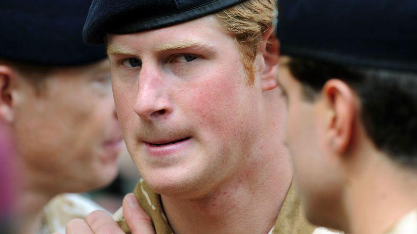 Prinz Harry: Jetzt gibt's Ärger von der Army