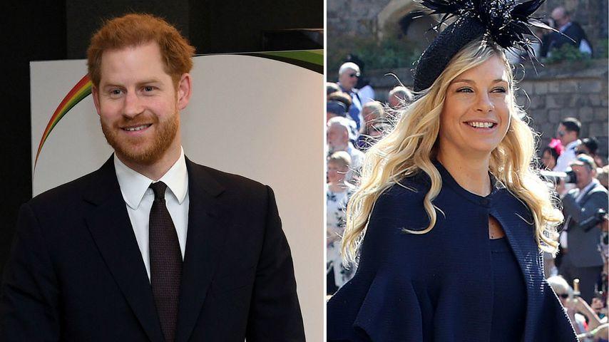 Prinz Harrys Ex Chelsy Davy ist wieder glücklich vergeben