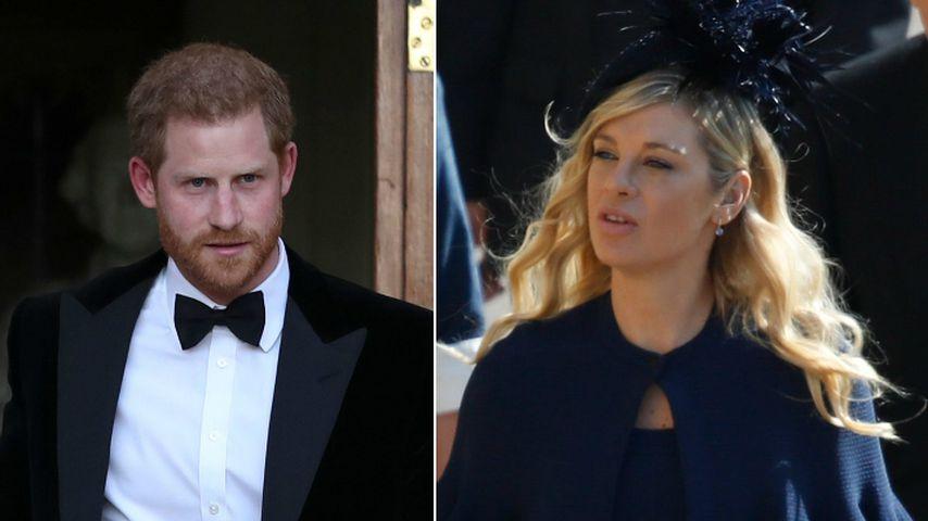 Kurz vor Hochzeit: Tränen-Telefonat bei Harry & Ex Chelsy!
