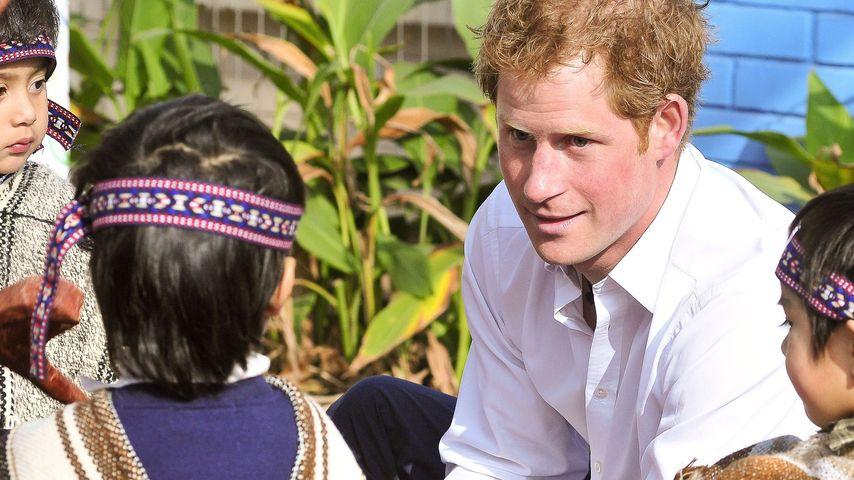 Vernarrt! Will Prinz Harry auch bald Papa werden?