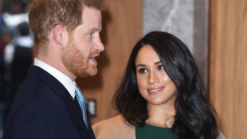 Prinz Harry und Herzogin Meghan, Oktober 2019
