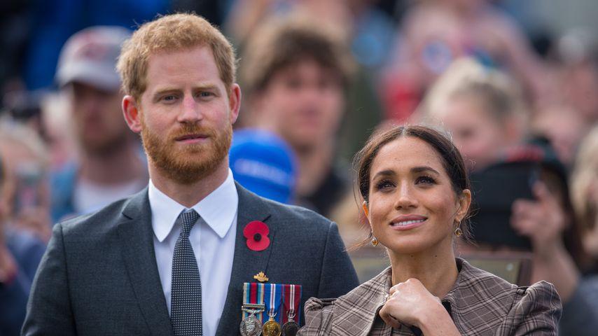 """""""Unsere kleine Kugel"""": So nennt Prinz Harry sein Ungeborenes"""