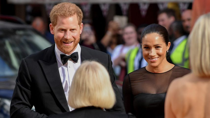 Prinz Harry und Herzogin Meghan 2019 in London