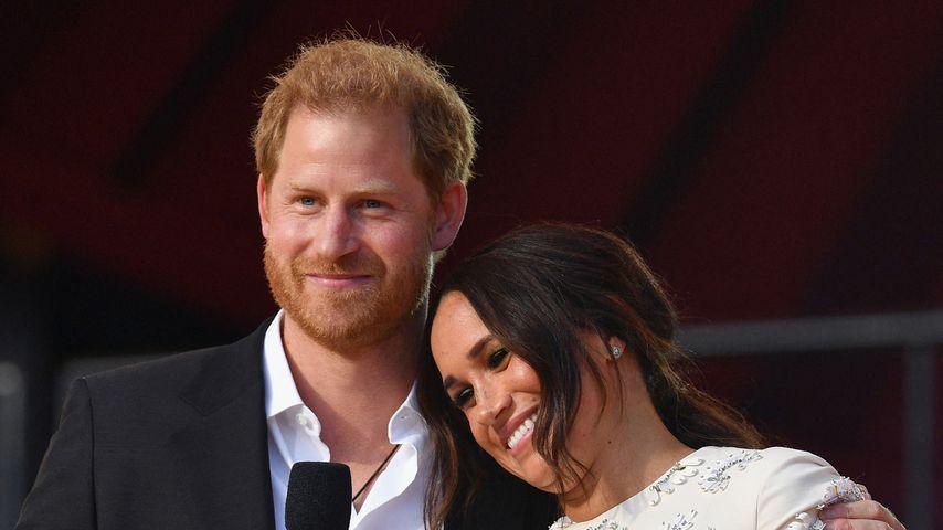 Prinz Harry und Herzogin Meghan im September 2021