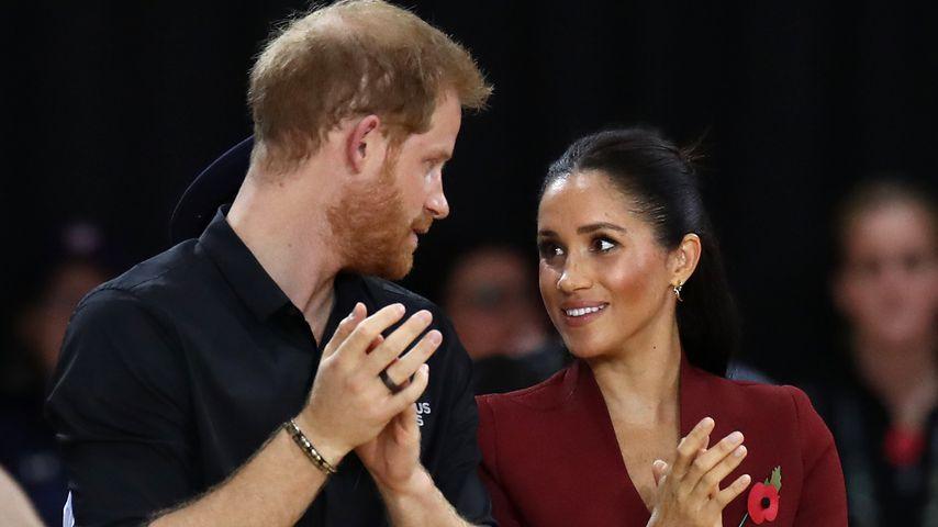 Prinz Harry und Herzogin Meghan in Sydney, Oktober 2018