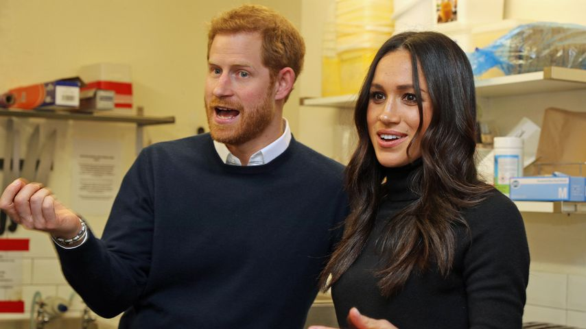 Prinz Harry Herzogin Meghan Kind