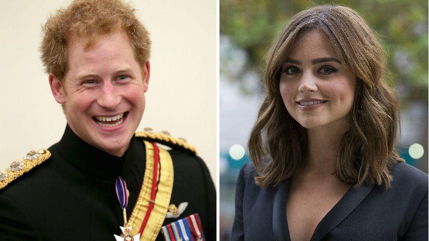 """Wird's ernst bei Prinz Harry & seiner """"Doctor Who""""-Beauty?"""