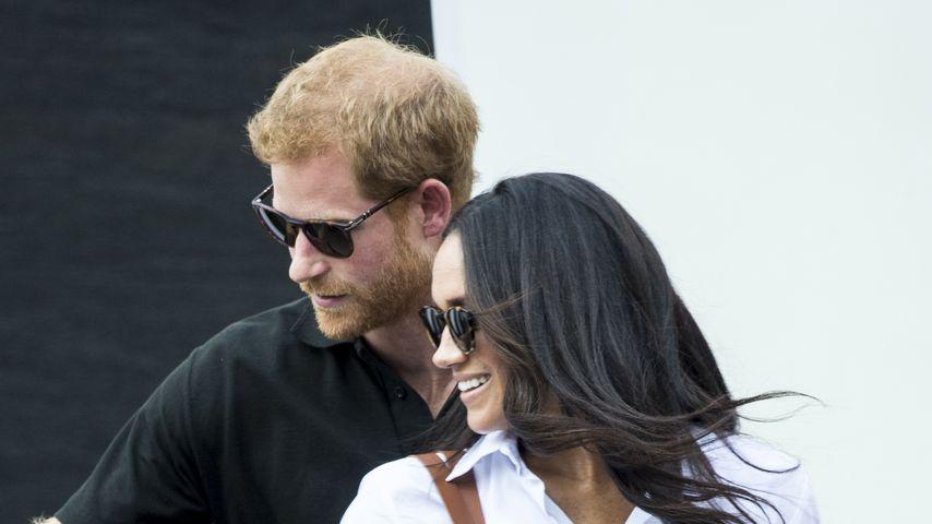 So schnell geht's: Prinz Harry & Meghan Markle verlobt!