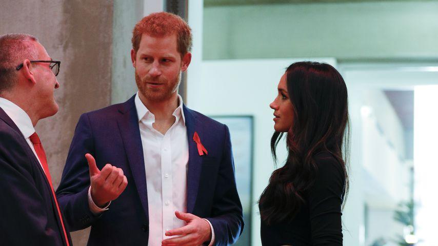 Royaler Tagesablauf: Was treiben Prinz Harry & seine Meghan?